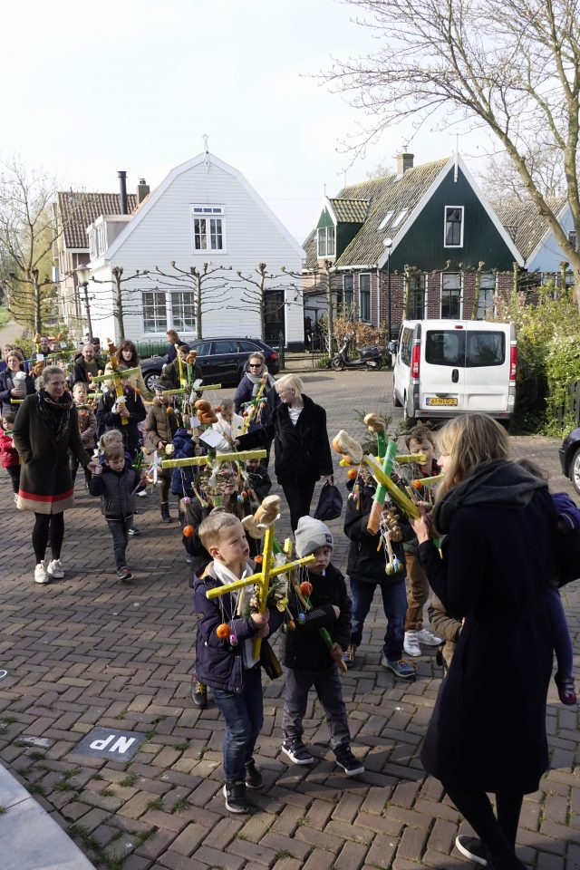 Palmzondag 14 April 2019